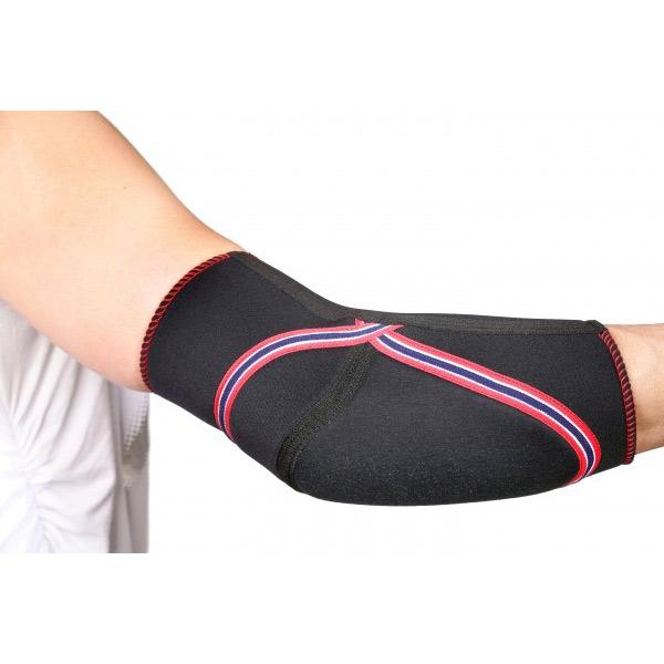 Ellenbogen-Bandage mit Polster
