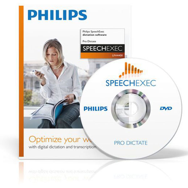 SpeechExec Spracherkennungssoftware