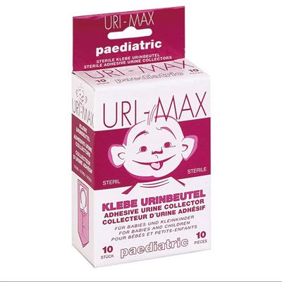 Urin-Klebebeutel