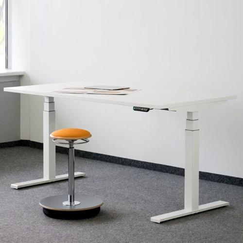 Höhenverstellbarer-Schreibtisch-eModel-Rechteck-Form-4