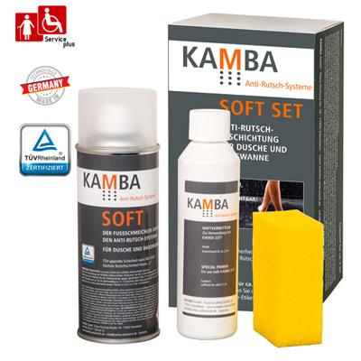 KAMBA-SOFT Antirutsch-Beschichtung aus der Spraydose