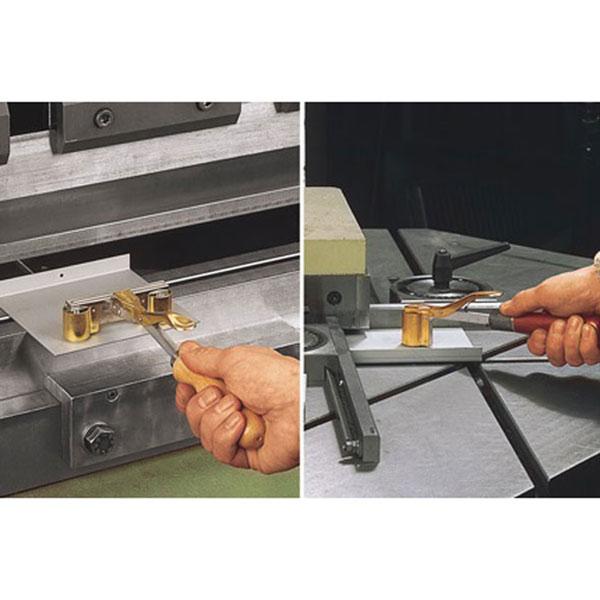 Greifer mit Magnetkopf für Stanzen, Scheren und Pressen
