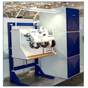 Höhenverstellbare Maschinen für die Schuhreparatur