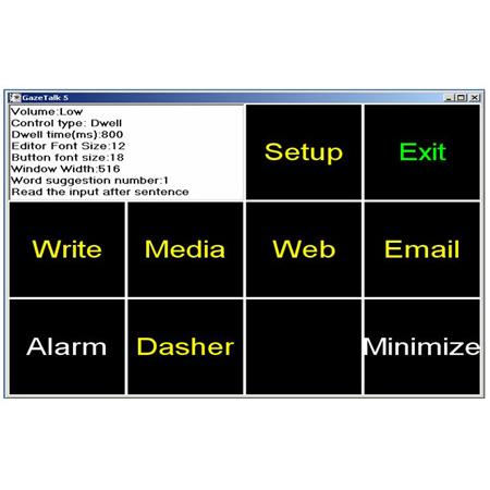 Gazetalk Eingabesoftware 1