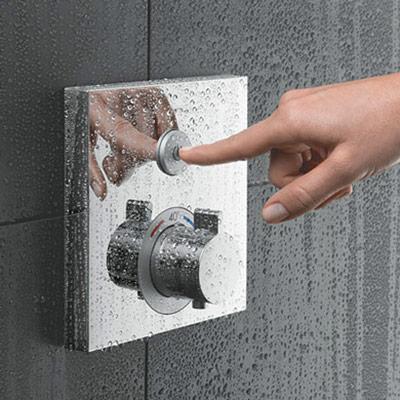 Select: Intuitive Wassersteuerung
