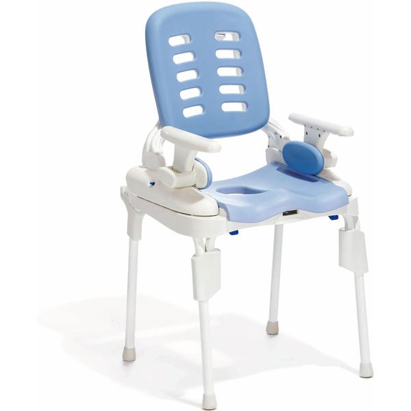 Rifton HTS Sitzeinheit mit feststehendem Untergestell