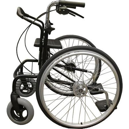 Wheellator Seitenansicht