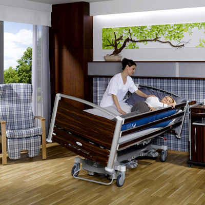 Pflegebett latera thema