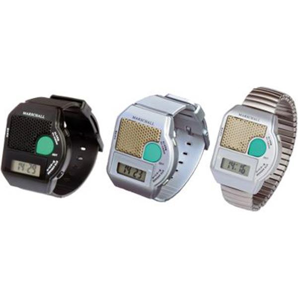 Sprechende Armbanduhren