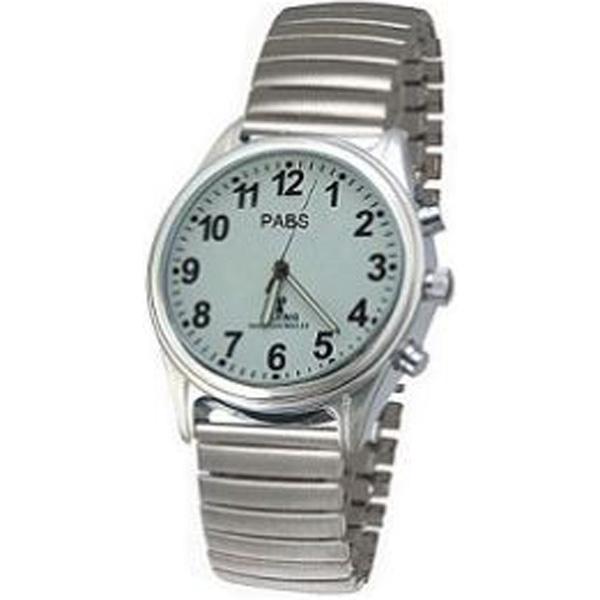 Sprechende Herren-Armbanduhr PABS-Edition