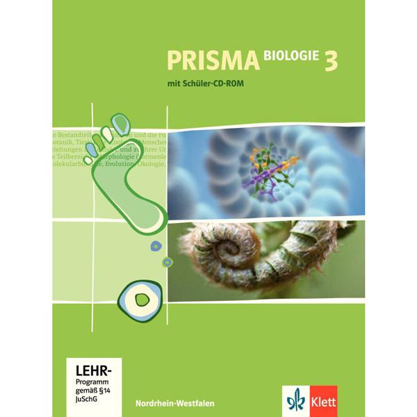 Lernsoftware Prisma Biologie Trainer 3 Nordrhein-Westfalen