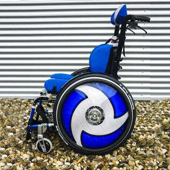 Speichenschützer für Rollstühle