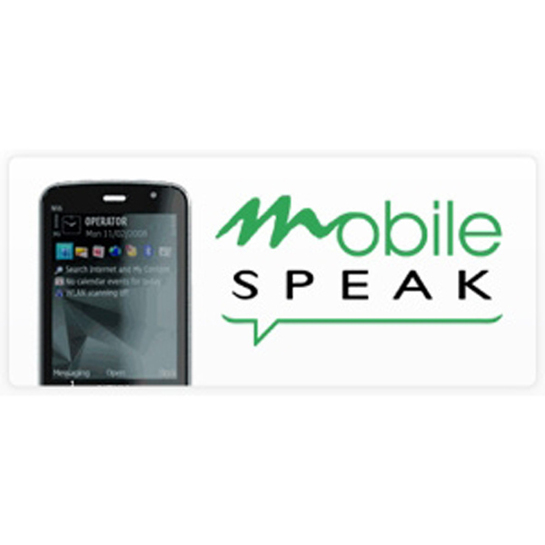 Mobile Speak 4.0