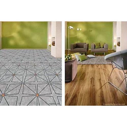SensFloor – ein großflächiger Sensorboden