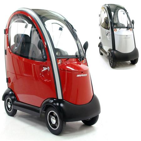 SHOPRIDER TE 889 XL-K (15 km/h) – Elektromobil