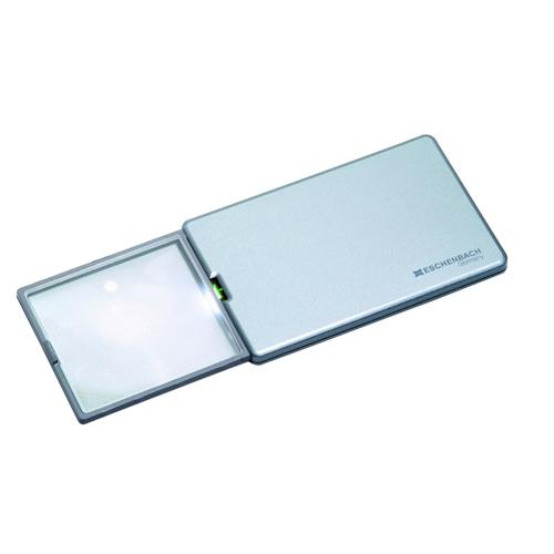 Taschen-Leuchtlupe Eschenbach Easy Pocket