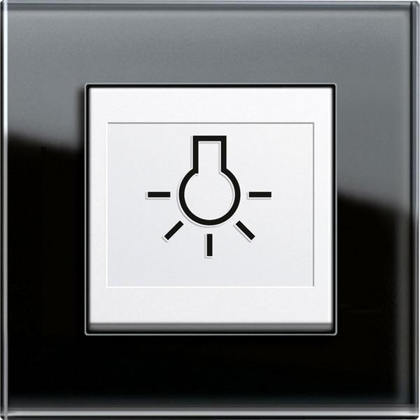 Gira Schalter mit abtastbarem Symbol