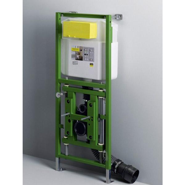 Viega Eco Plus-WC-Element individuell höhenverstellbar