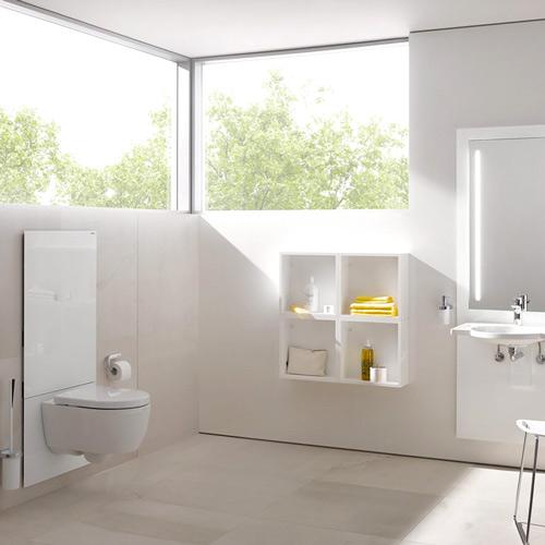 HEWI S 50 Vorwandinstallation WC