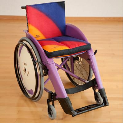 moosburger Rollstuhlkissen