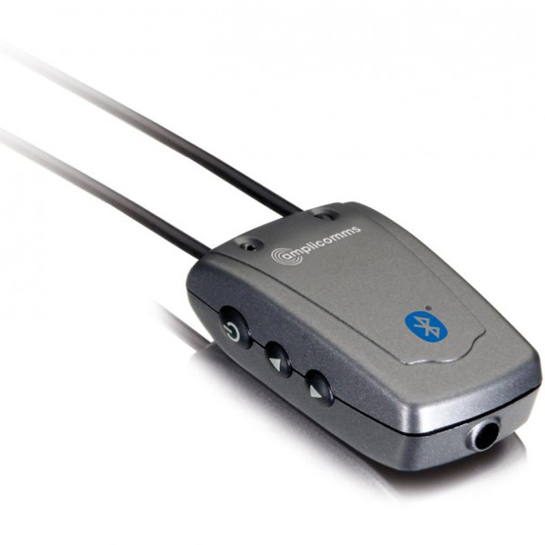 Induktives Bluetooth-Headset Amplicomms NL 200