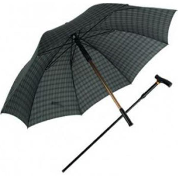 Gehstock-Schirm