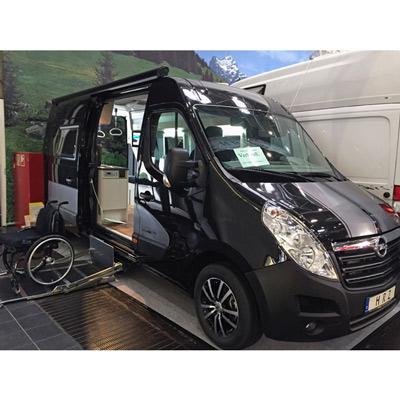 Der Reha Camper (Reisemobil)