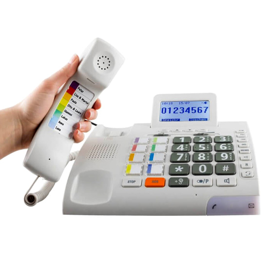 Scalla-3 Combo - das stationäre Telefon