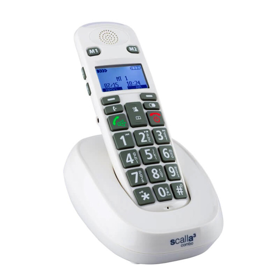 Scalla-3 Combo - das mobile Telefon