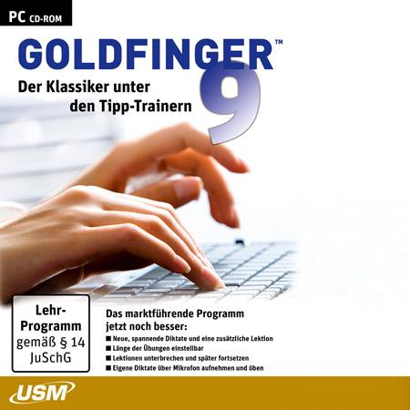 Lernsoftware Goldfinger 9