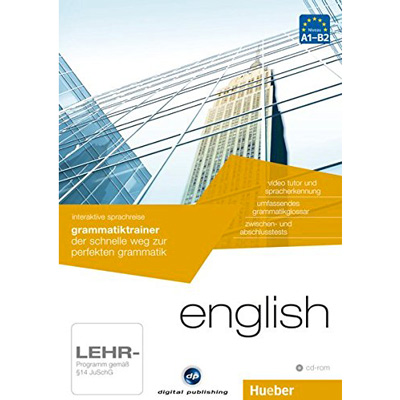 Grammatiktrainer English