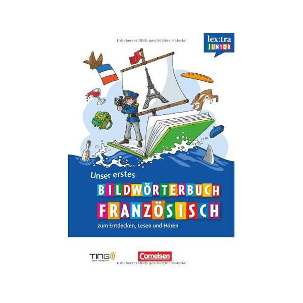 78fae5bcade Lextra junior - Französisch - Unser erstes Bildwörterbuch