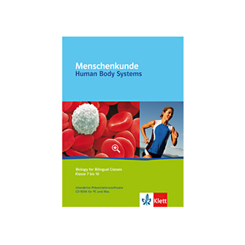 Menschenkunde / Human Body Systems - Biology for Bilingual Classes