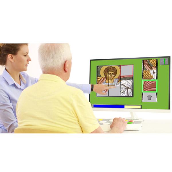 RehaCom Trainingssoftware Visuokonstruktive Fähigkeiten KONS