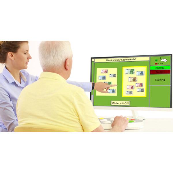 RehaCom Trainingssoftware Rechentraining CALC