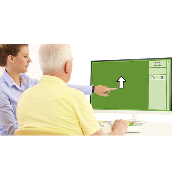 RehaCom Trainingssoftware Reaktionsfähigkeit REA1