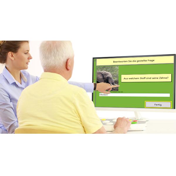 RehaCom Trainingssoftware Geistige Aktivierung AKTI