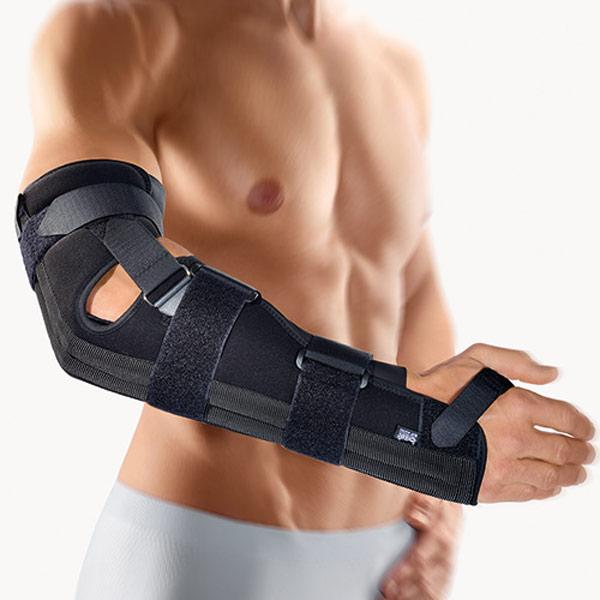 KubiFix lang Ellenbogen-Orthese