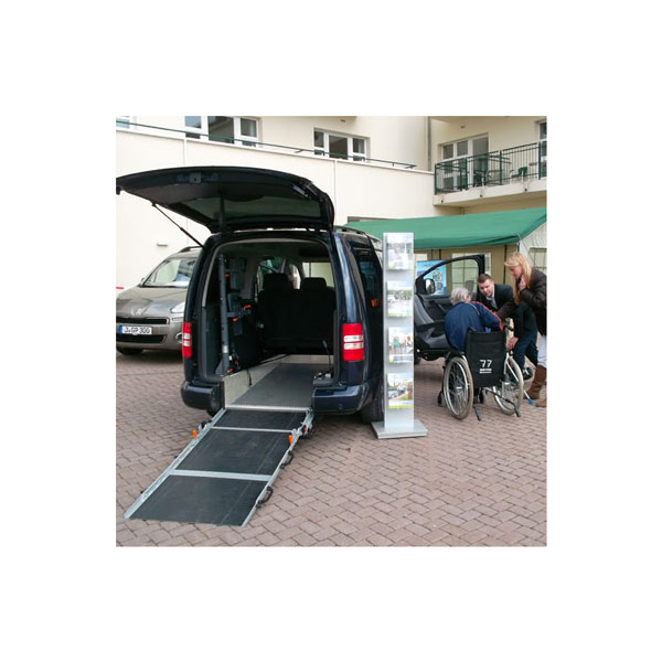 Rollstuhlrampe Mazura