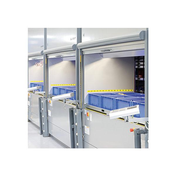 Lean-Lift - Entnahmestelle