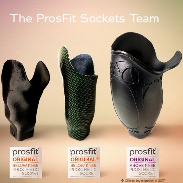 Prosfit sockets