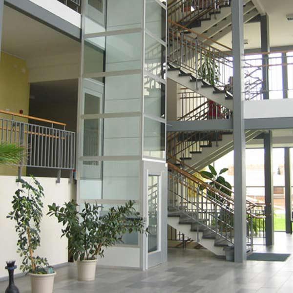 Einsatz in öffentlichem Gebäude