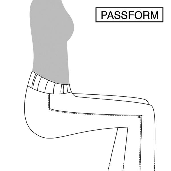 Jeans DODI Passform