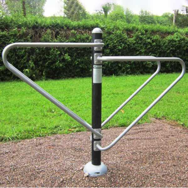 Outdoor Fitnessgerät Barren Classic