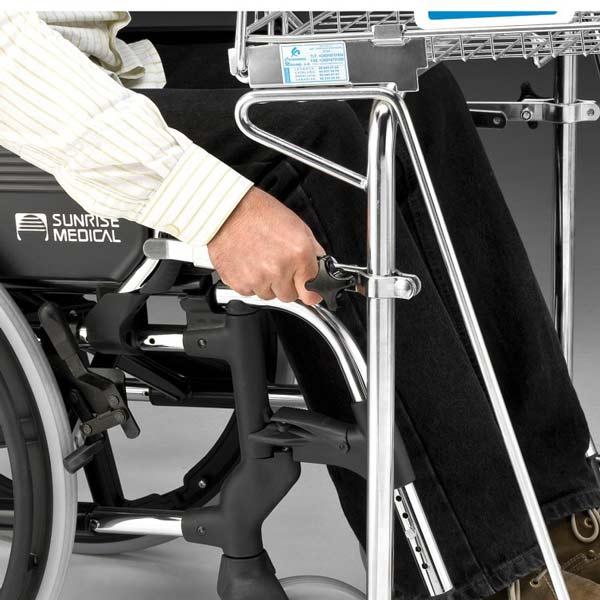 Einkaufswagen für Rollstuhlfahrer 62 L