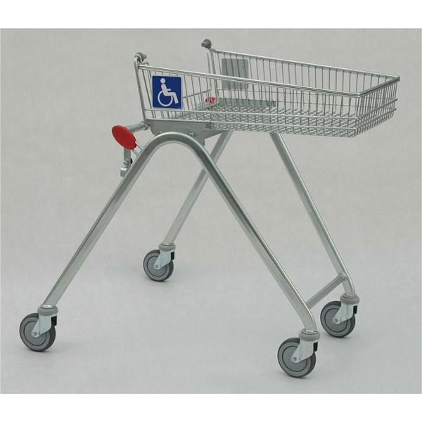 Einkaufswagen für Rollstuhlfahrer  WTN-1
