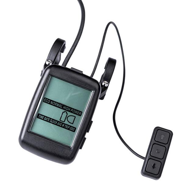 Binova-flow Antrieb Display Remote