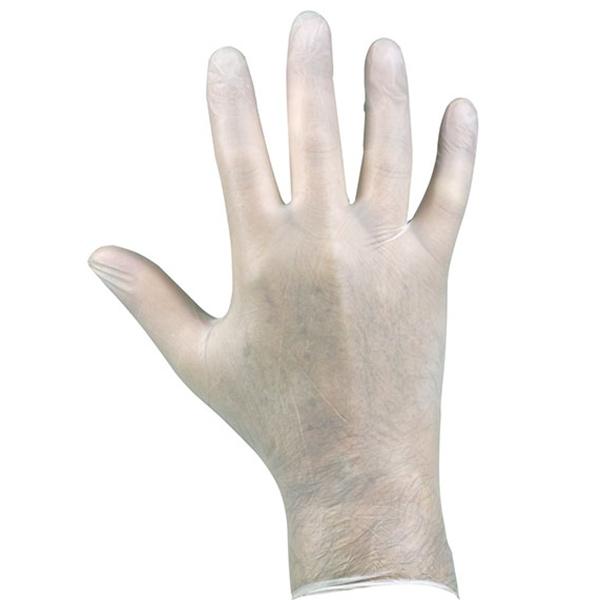 Soft-Hand > Vinyl - leicht gepudert Untersuchungshandschuh