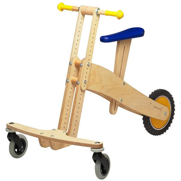 Pedalo Pedo-Bike S air Lauf-3-Rad