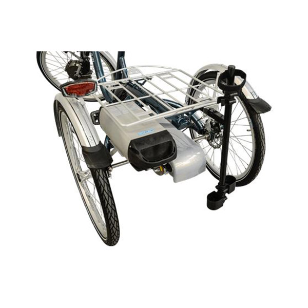 Maxi Dreirad mit Stockhalter, optional